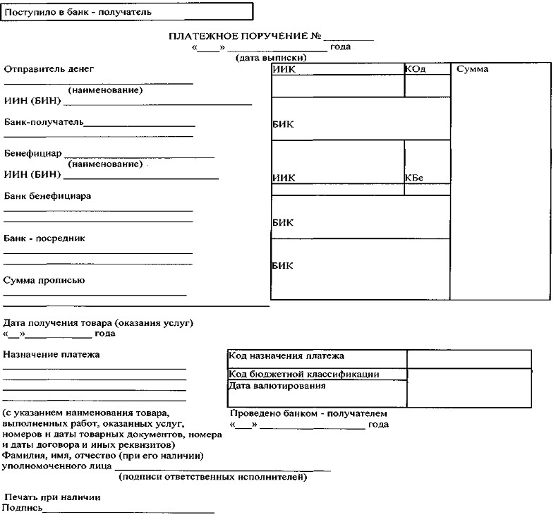 инструкция нацбанка рк 106 - фото 5